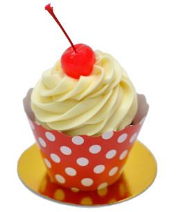 cupcake-ciocolata-alba