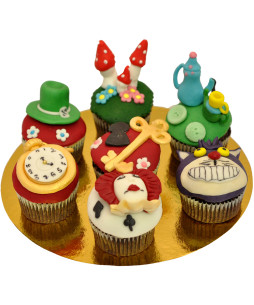 cupcake-alice-in-wonderland