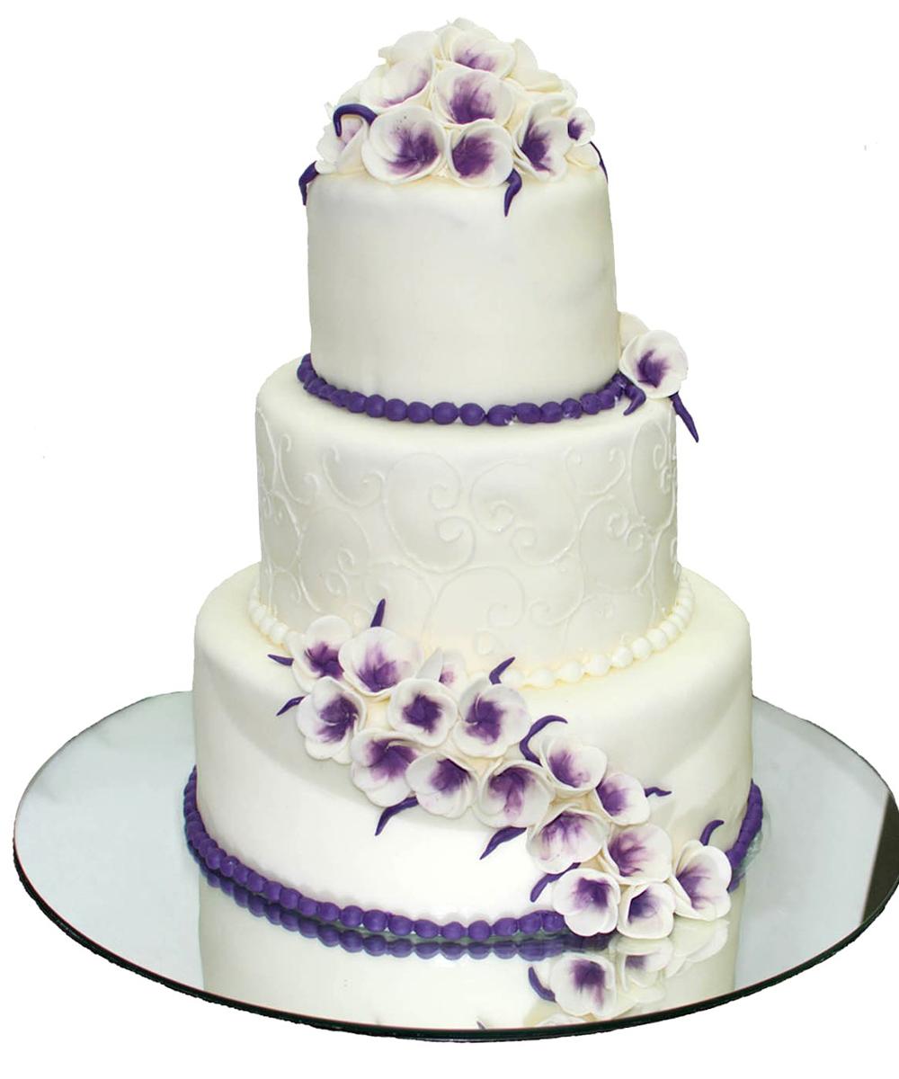 Tort Nunta Purpuriu Regal De La Cofetaria Tuffli Iasi