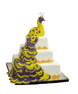 Tort-nunta-Paun