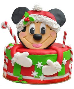 Tort-Santa-Mickey