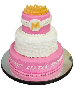 Tort-Botez-Princess