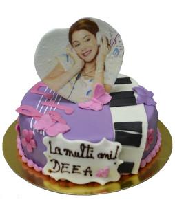 Tort-Violeta