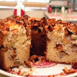 Prăjitură cu mere ca la mama acasă
