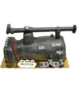Tort-Camera-Video-Sony