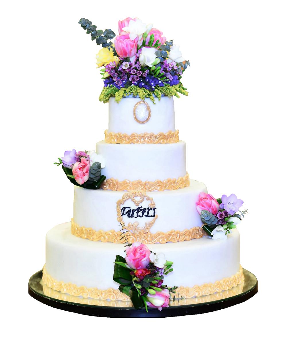 Tort Nunta Bohemian De La Cofetaria Tuffli Iasi