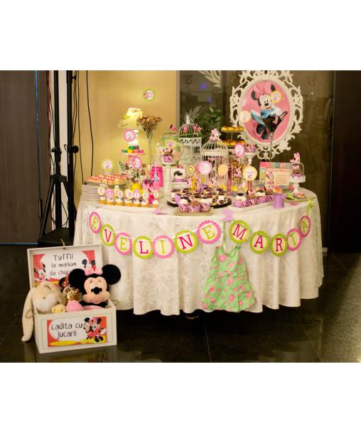 Candy Bar Si Marturii Dulci Pentru O Nunta De Neuitat