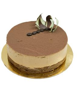 Cappuccino-Cake