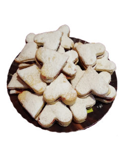 cookies inimioare