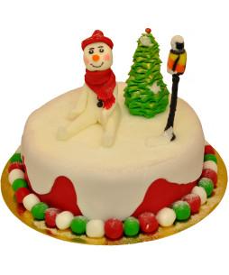 tort-snow-man
