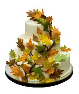 Tort-Nunta-Autumn-Leaves
