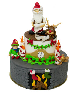 Tort-Mos-Craciun