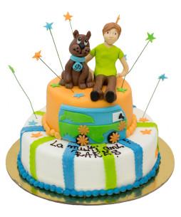 Tort-Scooby-Doo