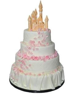 Tort-nunta-castel