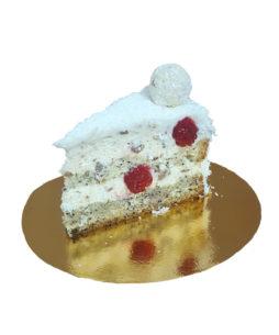 Felie de tort Raffaello