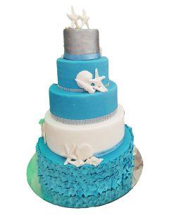 tort nunta marin